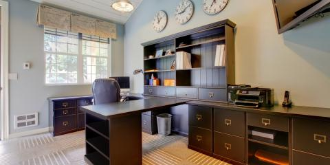 Choosing the Best Window Treatments for Your Home Office , Westlake, Ohio