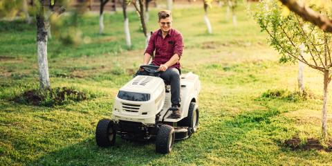 3 Reasons to Add a Cab to Your Riding Mower, Harris, North Carolina
