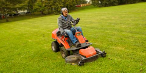3 Signs You Need a New Riding Mower, New London, North Carolina