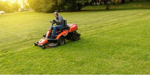 4 Tips for Using a Riding Mower, Winder, Georgia