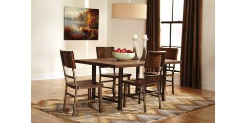 COFFEE AND 2 END TABLES KENWOOD LOFT BY ASHLEY 452