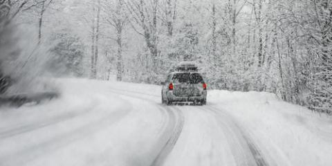 3 Reasons to Invest in Winter Tires, Kalispell, Montana