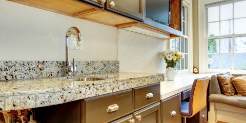 3 Benefits of Marble Countertops That Homeowners Should Know, Foley, Alabama