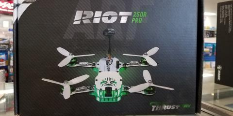 A Racing Must Have!! Riot 250R Pro, Tampa, Florida