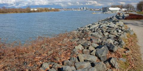 4 Types of Limestone Ripraps & Their Most Popular Uses, Cincinnati, Ohio