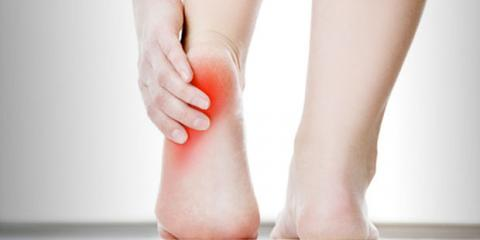 Plantar Fasciitis Pain Is Related To Trigger Points, Lincoln, Nebraska