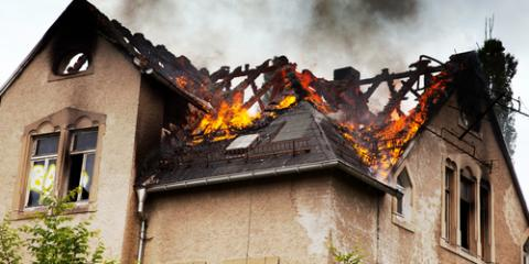 Fire Damage Restoration Experts Recommend 4 Steps Following Smoke Damage, Russellville, Arkansas
