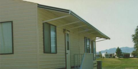 Answers to 4 Frequently Asked Questions About Aluminum Window Awnings, Bullhead City, Arizona