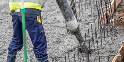 3 Common Mistakes to Avoid When Pouring Concrete, Lincoln, Nebraska