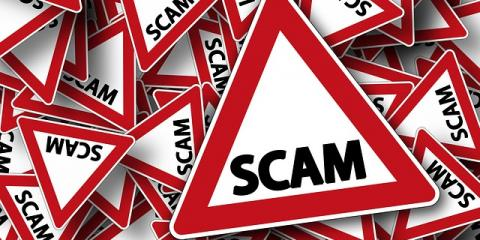 Personal Banking Tips: 3 Common Scams to Avoid Like the Plague, Honolulu, Hawaii