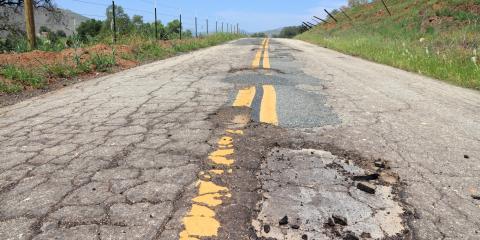 3 Benefits of Road Crack Sealing, Nicholasville, Kentucky
