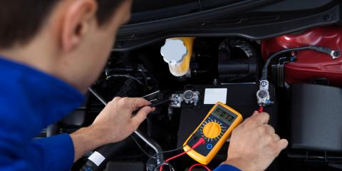 When Do You Need to Change Your Car Battery?, Hiawassee, Georgia