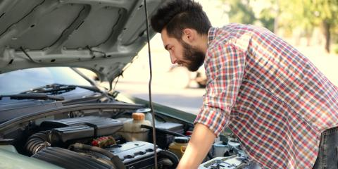 3 Reasons Why Your Car Won't Start, Russellville, Arkansas