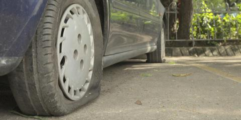 What Is the Right Way to Change a Flat Tire?, Anderson, Ohio