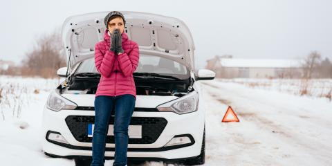 5 Tips to Help You Avoid a Roadside Emergency This Holiday Season, Fairbanks North Star, Alaska