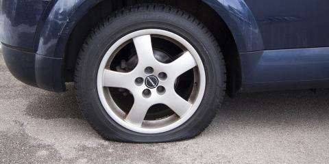 Roadside Assistance Tip: What to Do if You Have a Flat Tire, Foley, Alabama