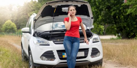 4 Reasons to Call a Tow Truck for Roadside Assistance, Franklinville, New York