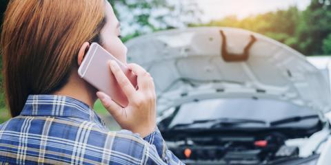 Here's When Should You Call for Roadside Assistance, Helena Flats, Montana