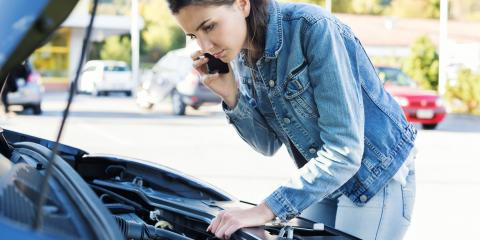 4 Common Situations That Warrant Roadside Assistance, Monument, Colorado
