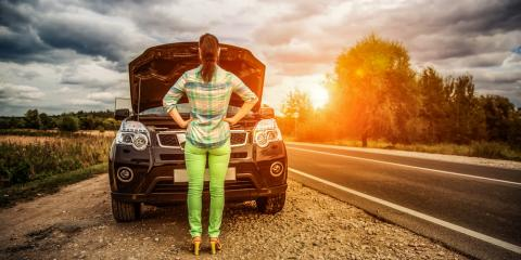 Waiting for Roadside Assistance? 5 Ways to Stay Safe, Washington, Missouri