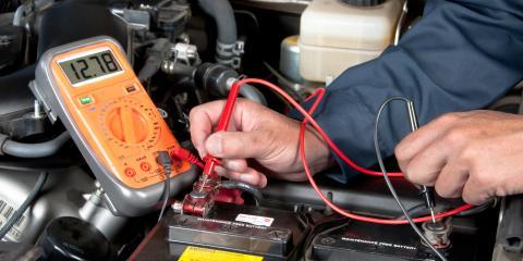 3 Tips to Make Your Car Battery Last Longer, Russellville, Arkansas
