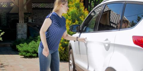 3 Steps to Follow When You're Locked Out of Your Car, St. Louis, Missouri