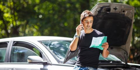 The Do's & Don'ts When Waiting on Roadside Assistance, Wisconsin Rapids, Wisconsin