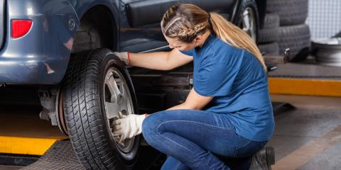 A Guide to Tires for Your Vehicle, Washington, Missouri