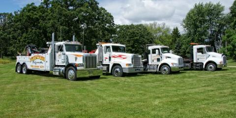 What to Do When You Pass a Towing Vehicle on the Side of the Road , Kenosha, Wisconsin