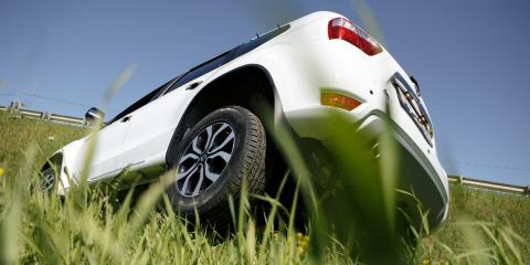 5 Tips for Handling a Car Stuck in a Ditch, Russellville, Arkansas