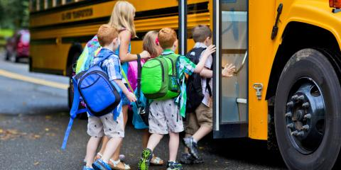 5 Benefits of Propane School Buses, Piedmont, Alabama