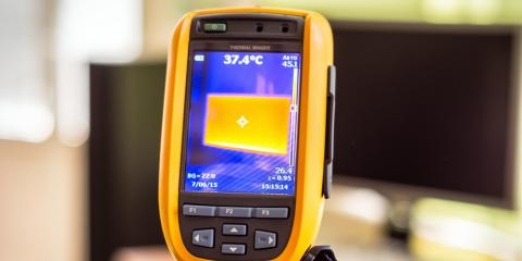 An Electrical Contractor Explains the Importance of Using Thermal Imaging to Find Electrical Hot Spots, Roanoke, Texas