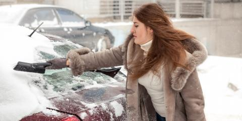3 Tips for Driving Safely In Winter, Roanoke, Virginia