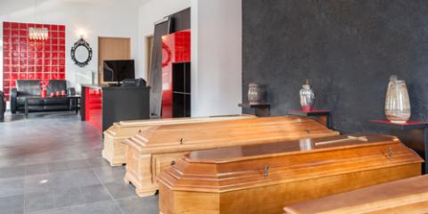 how are funeral caskets coffins different waid coleman funeral