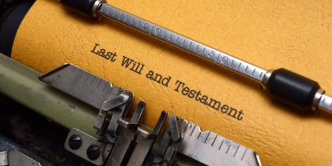 Answers to FAQs About Probate Law, Robertsdale, Alabama