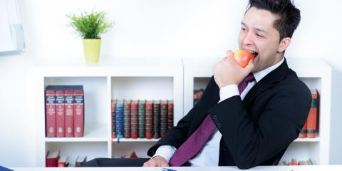 3 Heart-Healthy Snack Ideas for the Office, Rochelle Park, New Jersey