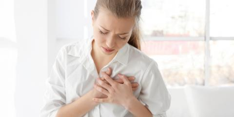 4 Causes of Chest Pain , Rochelle Park, New Jersey