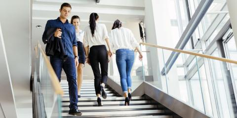 Why Taking the Stairs Instead of an Elevator Benefits Heart Health, Rochelle Park, New Jersey