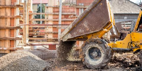 Your Guide to Construction Aggregates, Newark, New York