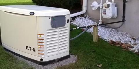 Stay Calm During Summer Storms With Emergency Standby Generators From Anderson Water Systems, Henrietta, New York
