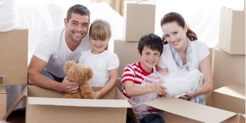 3 Tips to Keep Your Kids Calm on Moving Day, Rochester, New York