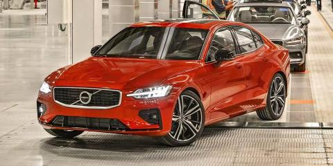 Need a New Car? 4 Facts to Know About the Volvo® S60, Brighton, New York