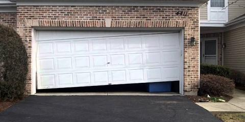 Warning Signs Of A Broken Garage Door From Monroe County