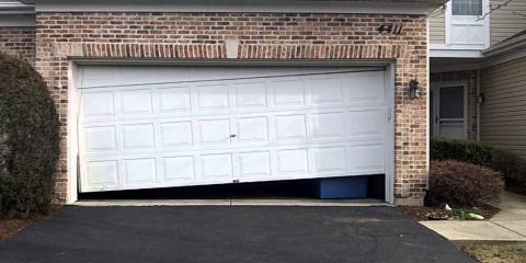 Warning Signs Of A Broken Garage Door From Monroe County Repair Experts,  Greece, New