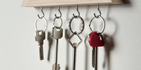 4 Popular Types of Keys, Irondequoit, New York