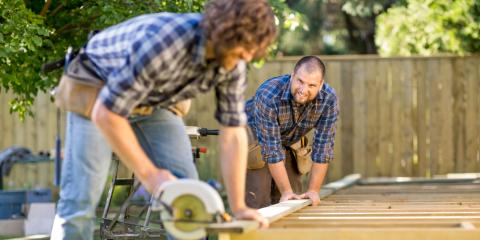 5 Questions to Ask When Hiring a Contractor for a Deck Installation, Canandaigua, New York