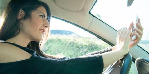 Is Distracted Driving as Dangerous as Drunk Driving? A Lawyer Explains, Rochester, New York