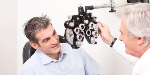 5 Essential Questions for Your Eye Doctor, Greece, New York
