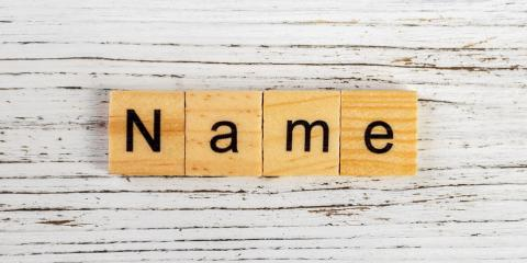 A Family Law Attorney Shares 3 Steps to Legally Changing Your Name, Rochester, New York