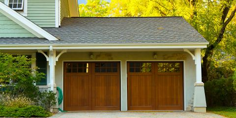 4 Options for Customizing a Carriage Garage Door, Rochester, New York
